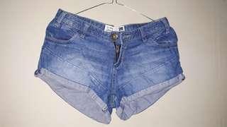 Hotpants preloved
