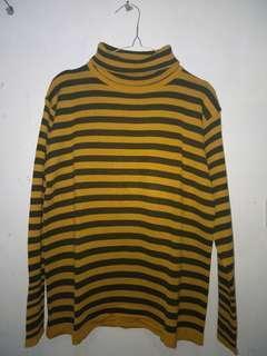 Turtleneck Stripe