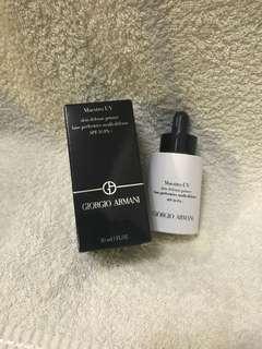 Giorgio Armani Maestro UV skin defense primer 輕紗透亮防護妝前底霜 30ml