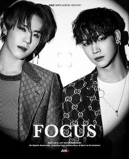 JUS2 (GOT7) - Focus