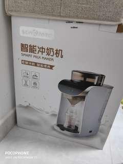 8秒沖奶機