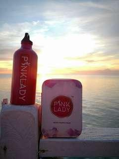 Pink lady new packaging