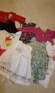 Pre💕 baby girl dresses