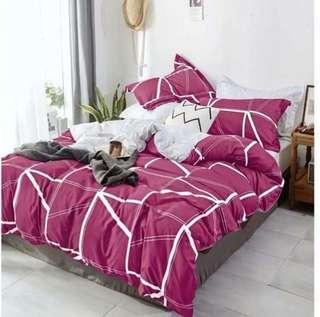 Set cadar with comforter