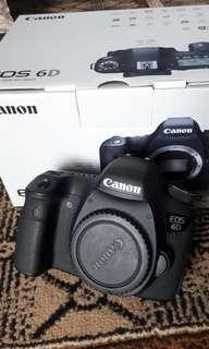 Canon EOS 6D Like New
