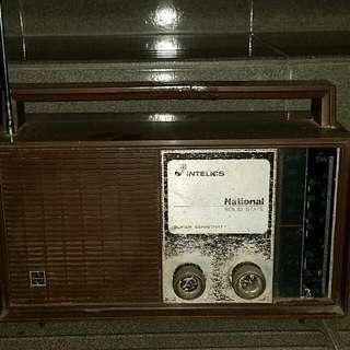 Radio National.vintage.