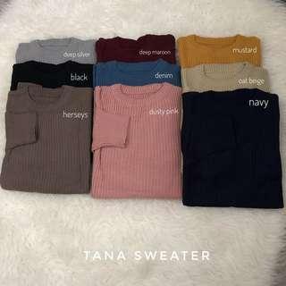 Tana Sweater Rajut Premium / Model Kalong
