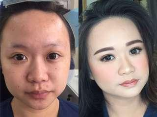 Make Up Artist + hairdo