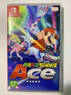 Switch Mario Tennis 馬里奧網球