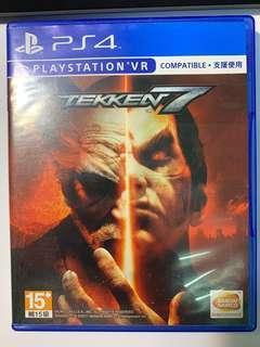 PS4 鐵拳