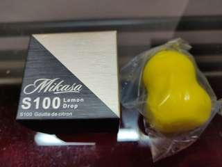 🚚 BNIB Mikasa Beauty Sponge (Lemon Drop)
