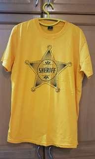 Plus Size T-Shirt (Yellow)