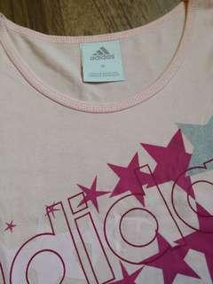 🚚 Adidas Pink Sleeveless Top