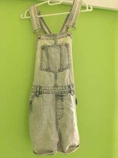 overall topshop