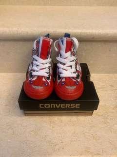BB 鞋 - Converse London Bus 特別版