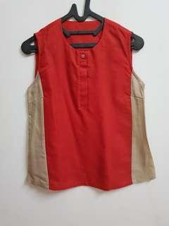 Red khakis
