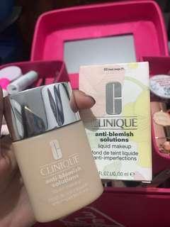 Clinique anti blemish solution fresh beige 63