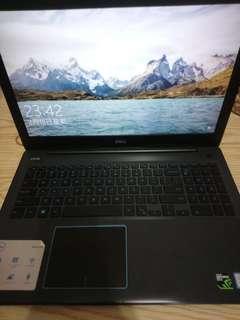 Dell G3 I5 8300H+GTX 1050+128G SSD+8G DDR4 Ram