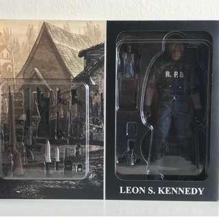 Hot Toys : Biohazard 4 Leon S.Kennedy RPD ver