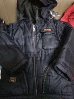 🚚 兒童超暖兩用雪衣,袖子可拆當背心