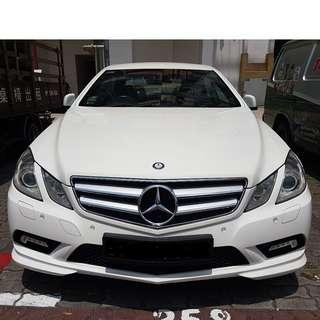 Mercedes-Benz E250 Coupe Auto