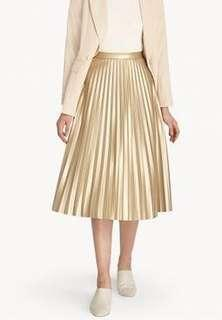 REPRICED - Pleated Skirt