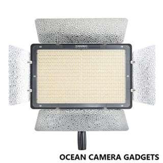 studio LED video lighting photobooth continuous  light Yongnuo YN300 air yn360ii light stick YN600 YN1200 YN14 macro ring flash