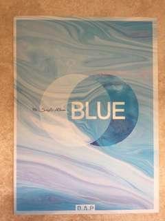 B.A.P Blue
