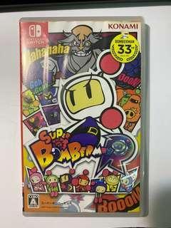 Switch Bomberman 炸彈人