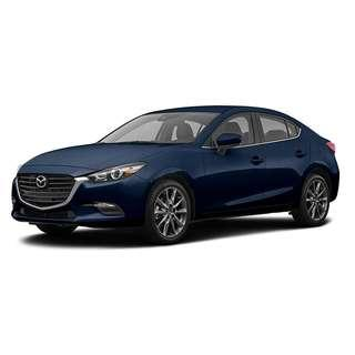 2018 Mazda 3 for Rent / Lease