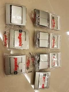 Legrand switches (IMM/Pinkbox)
