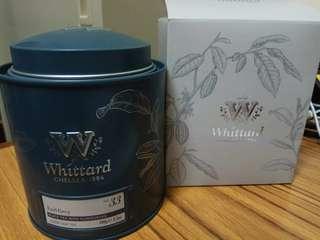 Whittard earl grey tea 英國伯爵茶