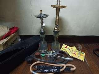 Hookah Shisha Complete Set!!! Negotiable!!