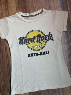 🚚 Hard Rock T-shirt from Kuta Bali