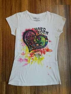 🚚 Hard Rock T-shirt from Puket