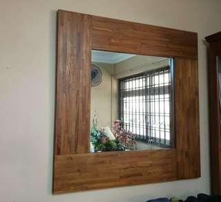 Scanteak Wall Mirror