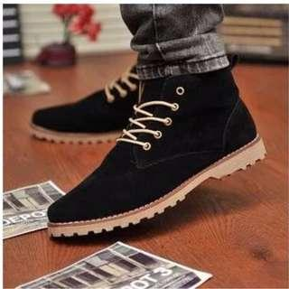 Brand new fashion men boots (IN-STOCK LIMITED)!!!!