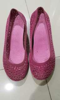 Preloved pink shoes