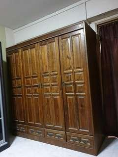 Wooden Wardrobe (Country Furniture)