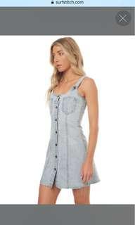 Insight Denim Dress/Pinafore