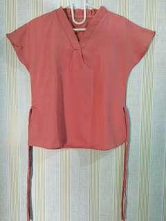 Pink nude Top NEW