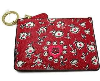 Coach Card Holder/ Purse