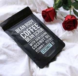 Bean Body 咖啡豆身體磨砂