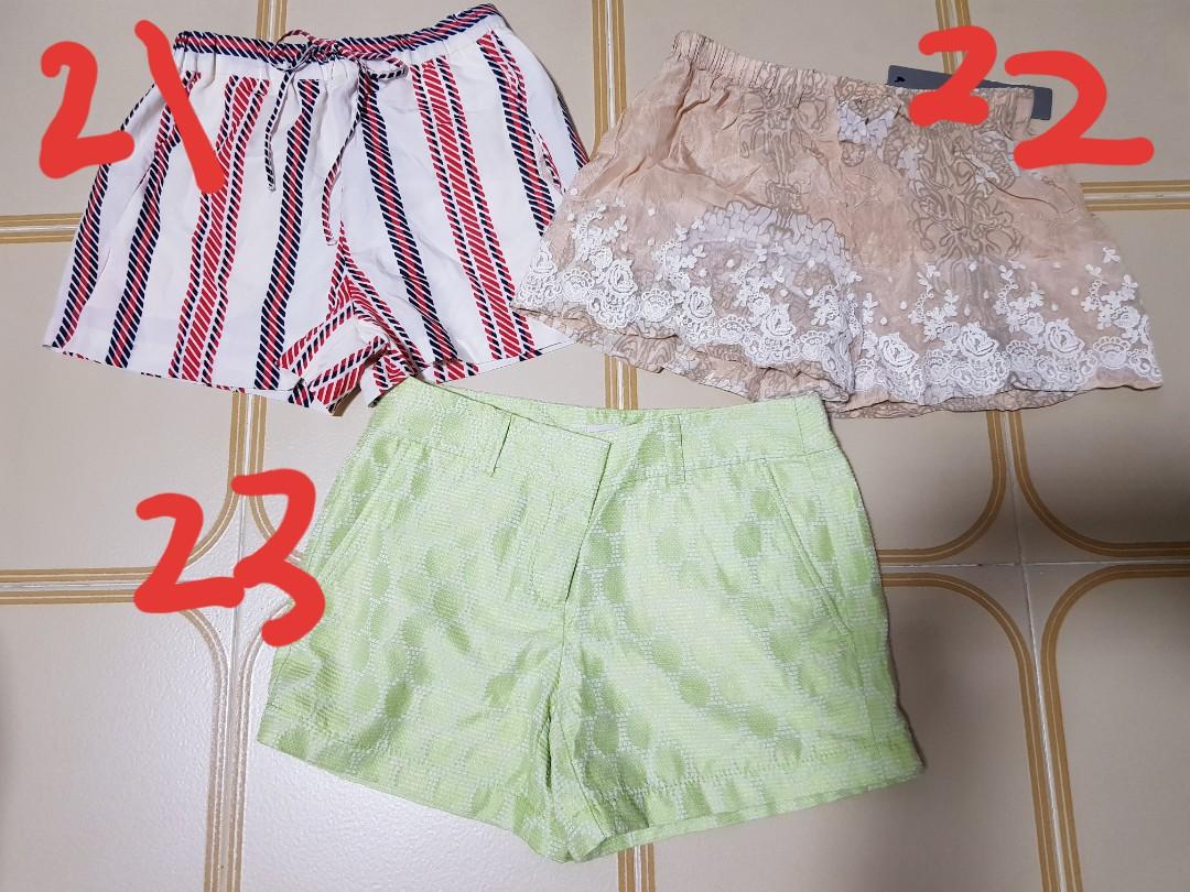 c3a578bd200674 3 for $10] BNWT ZARA, LOFT Ann Taylor, Aryn k shorts, Women's ...