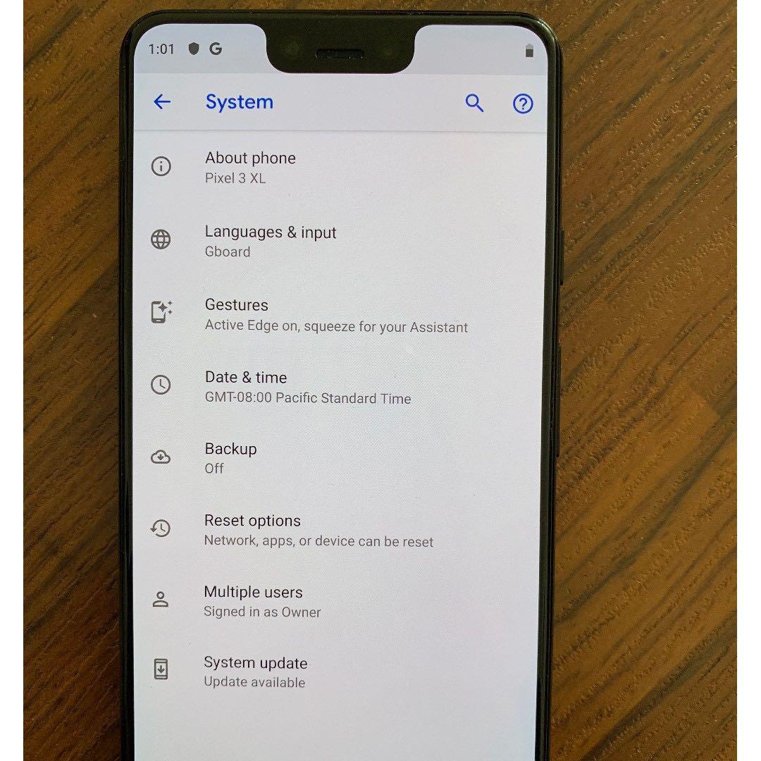 8 5/10 Google Pixel 3 XL 6 3