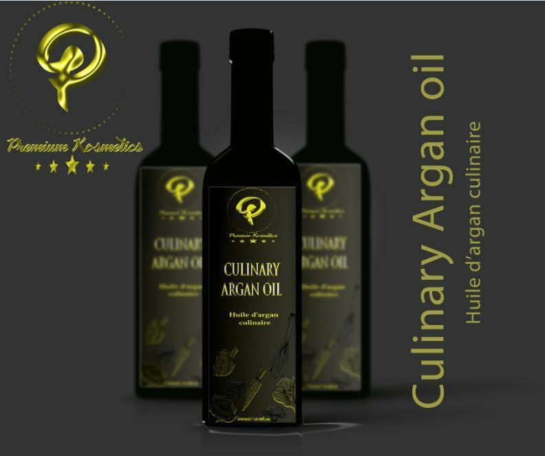 纯天然摩洛哥食用堅果油