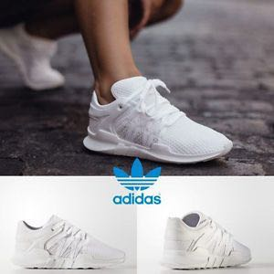 timeless design a847b 42a9d Adidas original eqt racing adv white, Women's Fashion, Shoes ...