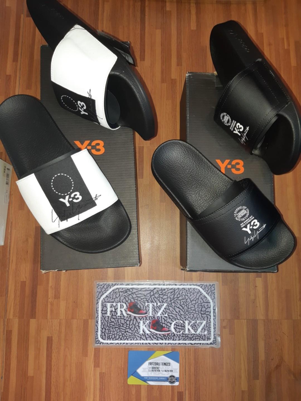 8b5cb0724 Adidas Y-3 Slides