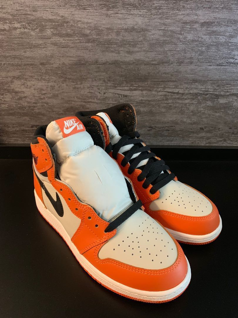 57333c0e8787 Air Jordan 1 Reverse Shattered Backboard (GS) US6   UK5.5   24CM ...