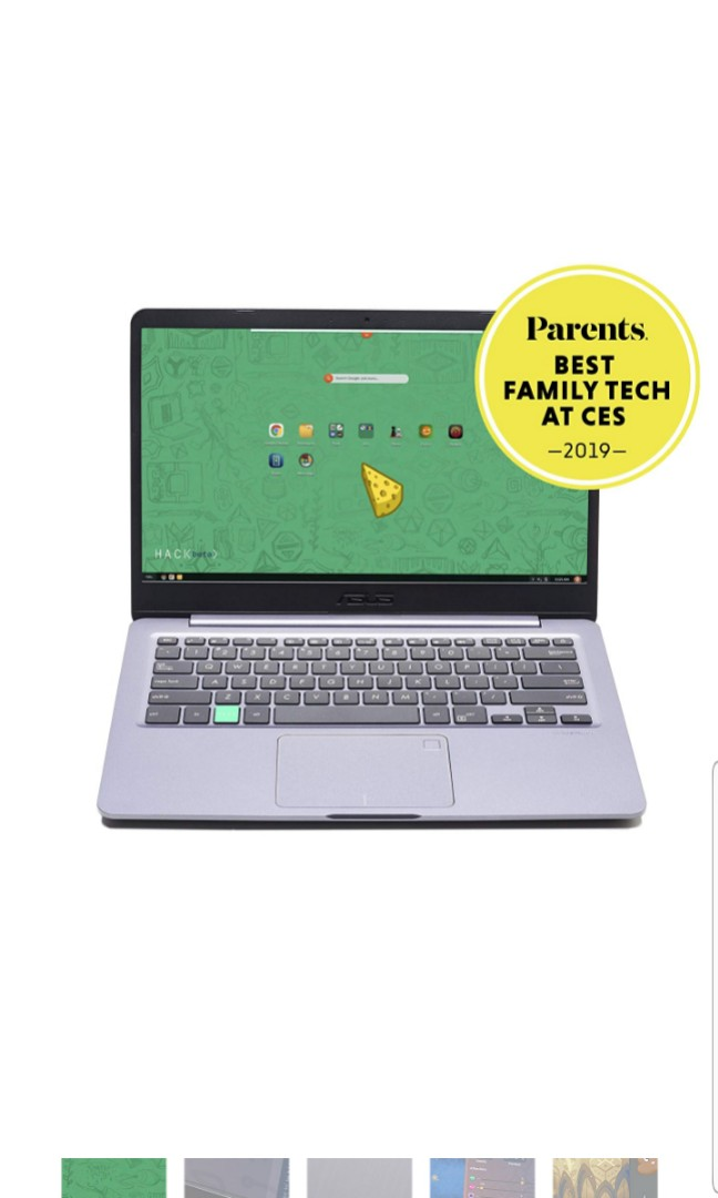 ASUS Kids Children's Hack Computer Laptop The Everyday Laptop That Teaches  Kids to Code